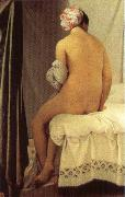 Jean Auguste Dominique Ingres La Baigneuse de Valpincon oil painting picture wholesale